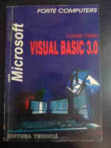 VISUAL BASIC 3.0                                                                                     LUCIAN VASIU
