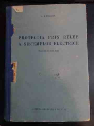 protectia prin relee a sistemelor electrice                                                          a. m. fedoseev