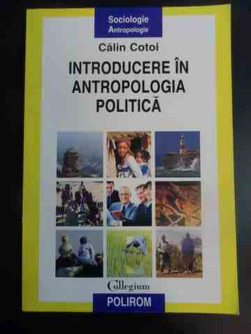 Introducere in antropologia politica                                                      ...