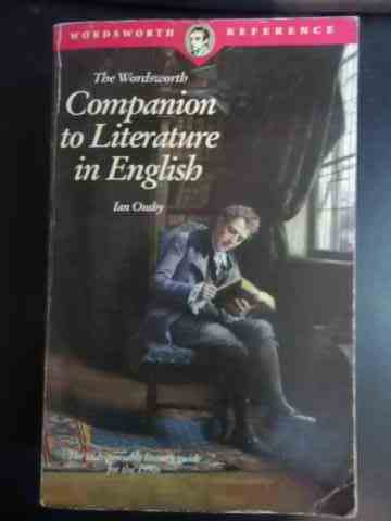 companion to literature in english                                                                   ian ousby