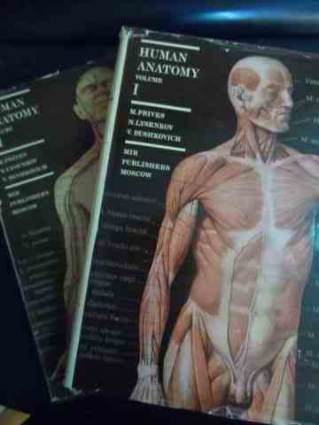 Human Anatomy vol I-II                                                                    ...