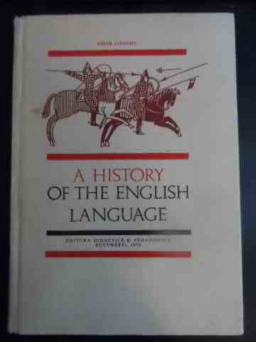 A HISTORY OF ENGLISH LANGUAGE                                                             ...