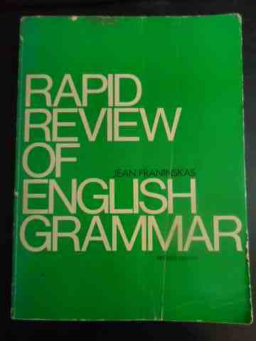 Radip review of english grammar                                                           ...