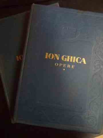 opere 1-2                                                                                            ion ghica