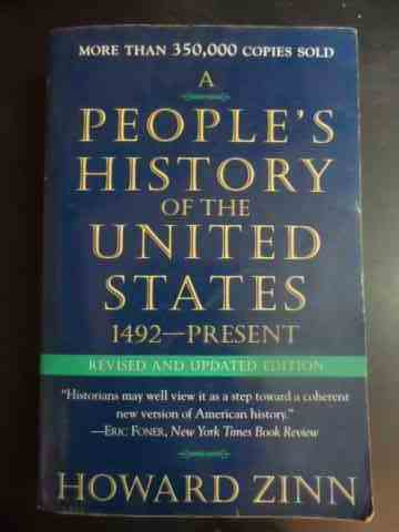 A PEOPLE'S HISTORY OF THE UNITED STATES 1492-PRESENT                                      ...