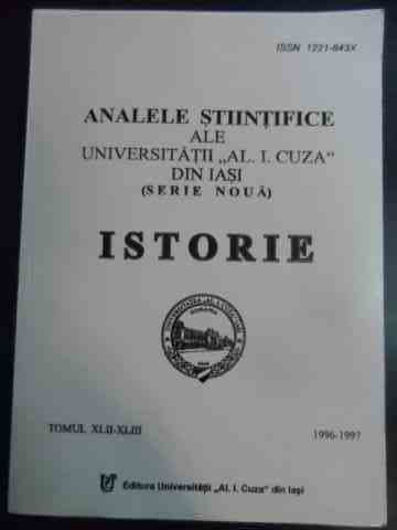 anale stiintifice ale universitatii