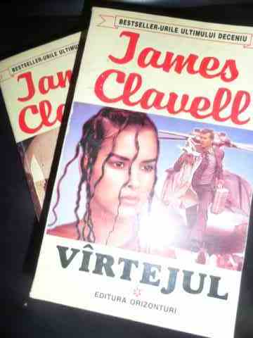 virtejul vol i                                                                                       james clavel.l