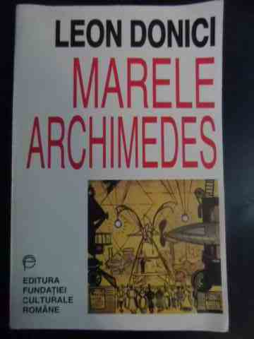 MARELE ARCHIMEDES                                                                         ...