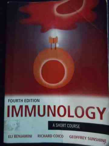 IMMUNOLOGY A SHORT COURSE                                                                 ...
