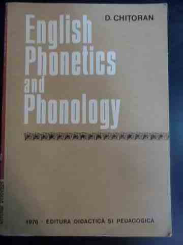 english phonetics and phonology                                                                      d.chitoran