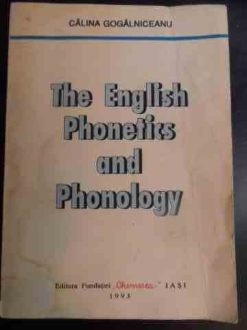 THE ENGLISH PHONETICS AND PHONOLOGY                                                       ...