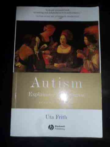 autism explaining the enigma                                                                         uta frith