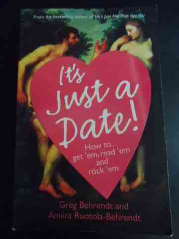 it's just a date!                                                                                    greg behrendt and amiira ruotola-behrendt