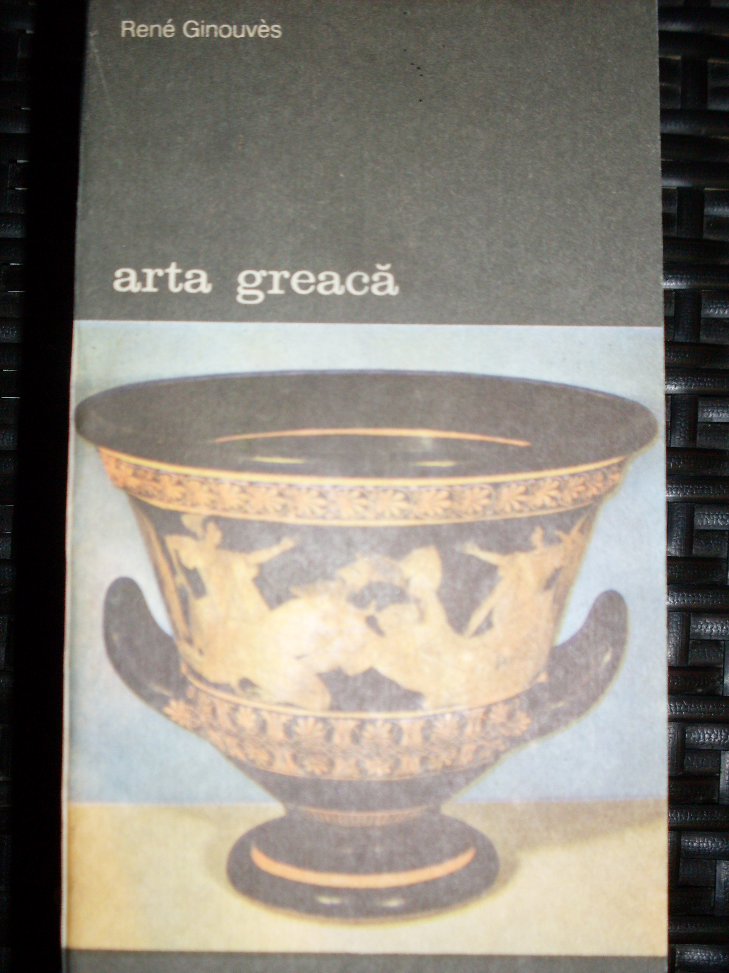 arta greaca                                                                                          rene ginouves