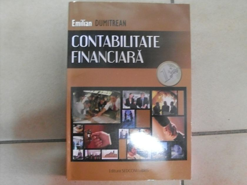 contabilitate financiara vol 1-2                                                                     colectiv