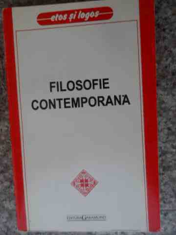 FILOZOFIE CONTEMPORANA                                                                    ...