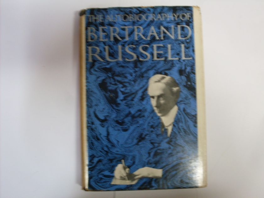 the autobiography of bertrand russell                                                                colectiv